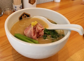 真鯛らーめん 麺魚 松山本店