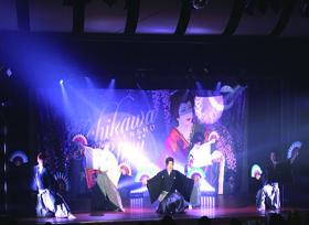 お芝居の松山劇場